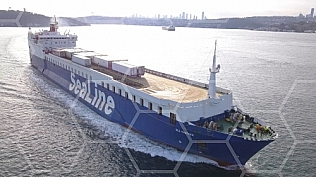 7528635,SEA PARTNER,21162,,Passenger, Ro-Ro, Cargo Ship, 1978Panama (PAN)